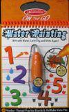 Water Painting Eğitici Sihirli Boyama Kitabı Rakamlar Özel Kalemli(142)