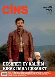 Cins Aylık Kültür Dergisi Sayı:38 Kasım 2018