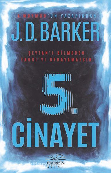 5. Cinayet - J. D. Barker pdf epub