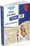 KPSS Şahane Türkçe Soru Bankası