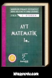 AYT Matematik 1. Kitap Modüler Piramit Sistemiyle Konu Anlatımı ve Soru Çözümü
