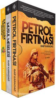Raif Karadağ Seti (3 Kitap)