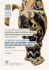 11. AIECM3 Uluslararası Orta Çağ ve Modern Akdeniz Dünyası Seramik Kongresi Bildirileri (2 Cilt Takım)