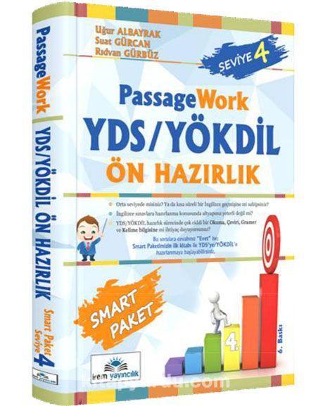 YDS Passagework Ön Hazırlık Seviye 4 - Suat Gürcan pdf epub