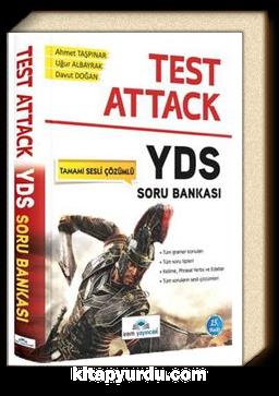 YDS Test Attack Soru Bankası