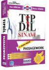 Tıpta Uzmanlık İçin Yabancı Dil Sınavı Passagework / Tıp Dil Kitaplar Serisi 3