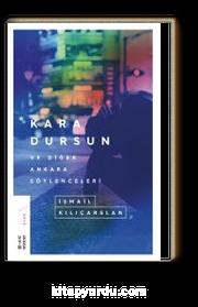 Kara Dursun ve Diğer Ankara Söylenceleri