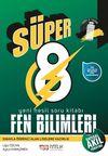 8. Sınıf Süper Fen Bilimleri Soru Kitabı