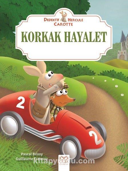 Korkak Hayalet / Dedektif Hercule Carotte - Pascal Brissy pdf epub