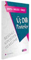Üç Dilli Posterler Arapça - İngilizce - Türkçe
