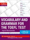 Collins Vocabulary and Grammar for the TOEFL Test +Downloadable audio