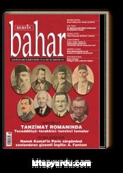 Berfin Bahar Aylık Kültür Sanat ve Edebiyat Dergisi Kasım 2018 Sayı:249