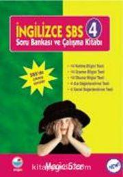 İngilizce SBS 4 Soru Bankası ve Çalışma Kitabı / Magic Star
