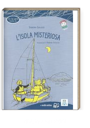 L'isola misteriosa +Audio online (A1) (11-14 anni)