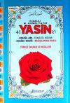 41 Yasin Fihristli - Türkçe Okunuş ve Mealleri Kod:F031 (Ciltli - Rahle Boy)