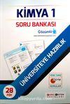 Üniversiyete Hazırlık Kimya 1 Soru Bankası (28 Föy)