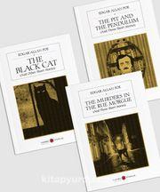Edgar Allan Poe-İngilizce- Seti (3 Kitap)
