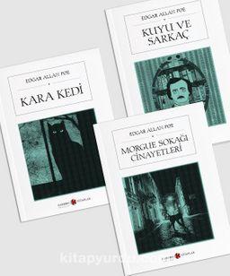 Edgar Allan Poe Seti (3 Kitap)