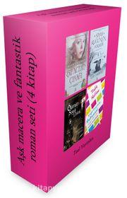 Aşk Macera ve Fantastik Roman Seti (4 kitap)
