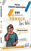 YKS TYT Lemma Türkçe Ders Notu