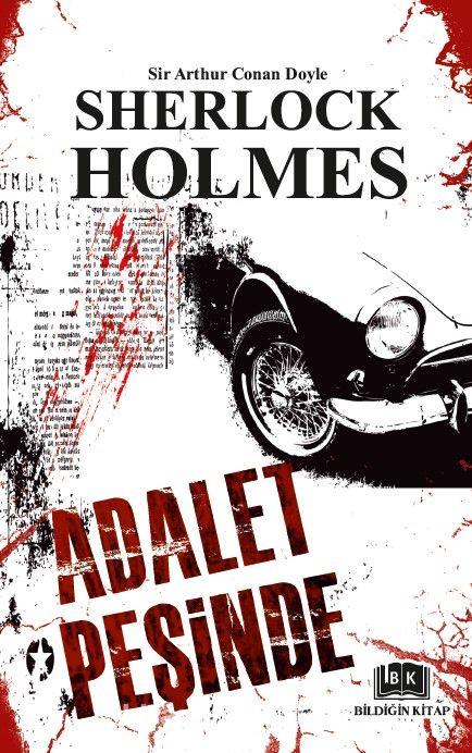 Adalet Peşinde / Sherlock Holmes - Sir Arthur Conan Doyle pdf epub
