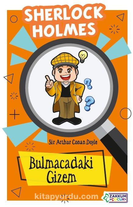 Bulmacadaki Gizem - Sir Arthur Conan Doyle pdf epub