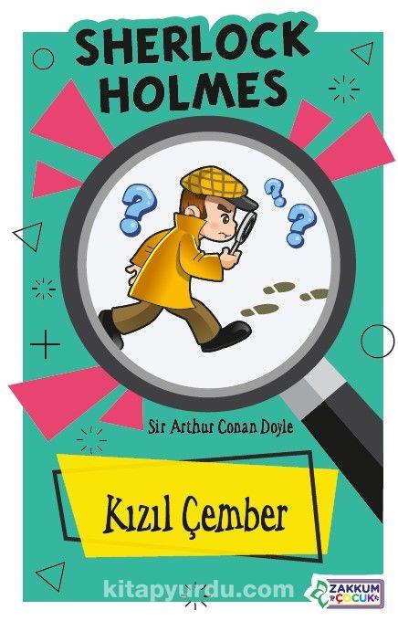 Kızıl Çember - Sir Arthur Conan Doyle pdf epub