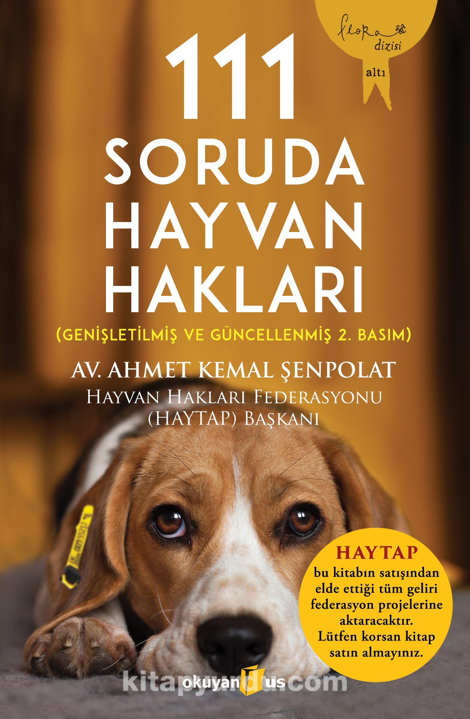 111 Soruda Hayvan Hakları - Av. Ahmet Kemal Şenpolat pdf epub