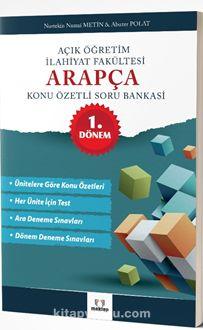 Açık Öğretim İlahiyat Hazırlık Arapça Soru Bankası - Nurtekin Nazmi Metin pdf epub