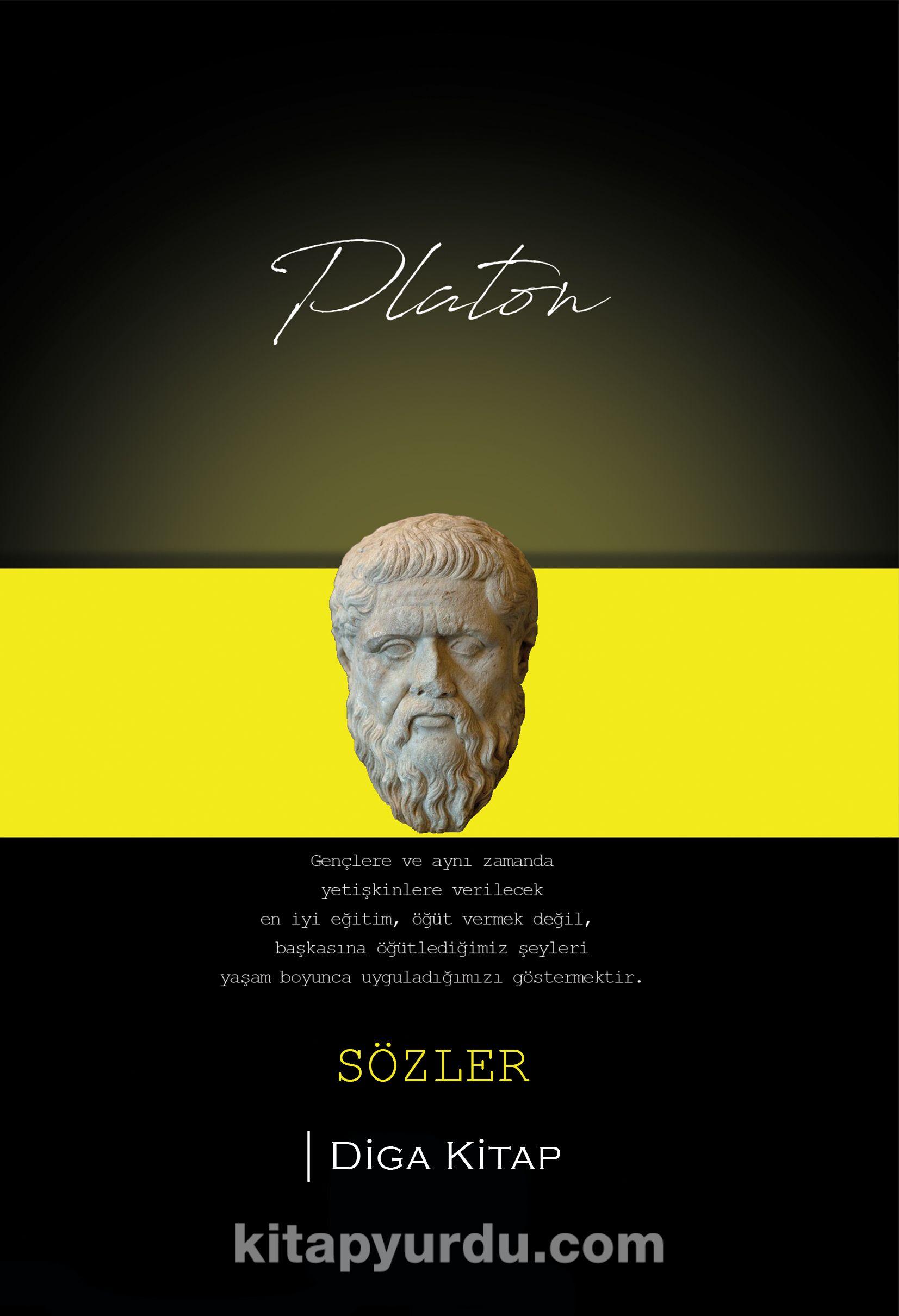 Platon Sözleri (1. Seri 1987'ye Kadar) -  pdf epub