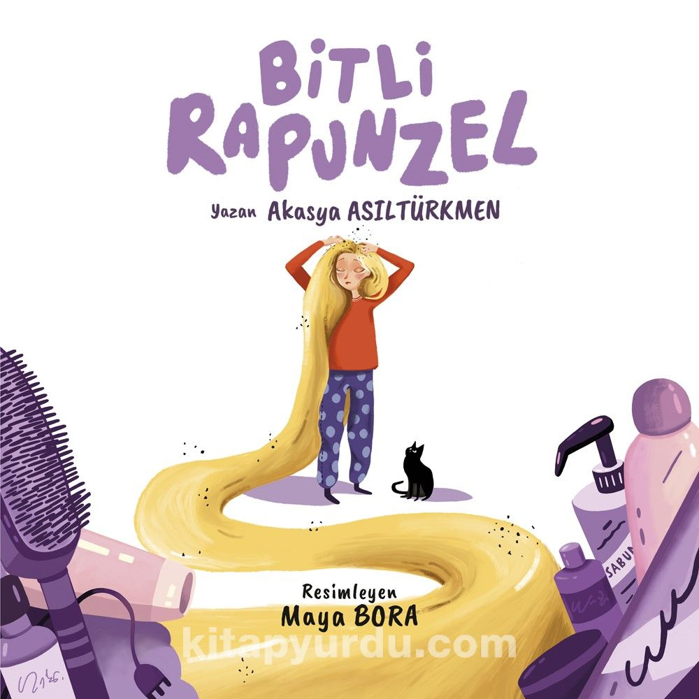 Bitli Rapunzel - Akasya Asiltürkmen pdf epub
