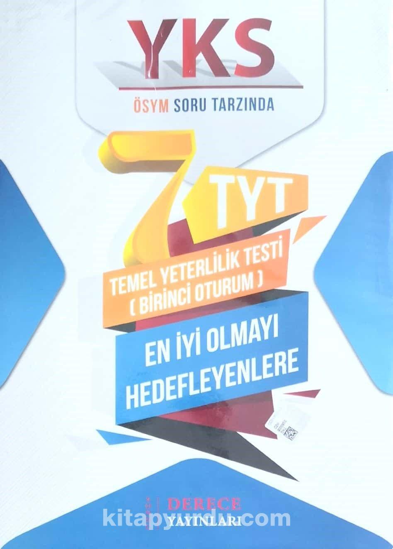 YKS TYT 7 Deneme - Kollektif pdf epub