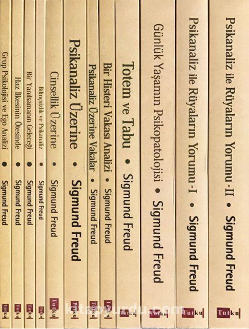 Sigmund Freud Kitap Seti (12 Kitap) - Sigmund Freud pdf epub