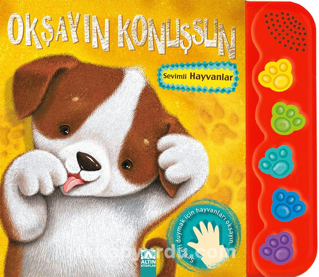 Okşayın Konuşsun- Sevimli Hayvanlar -  pdf epub