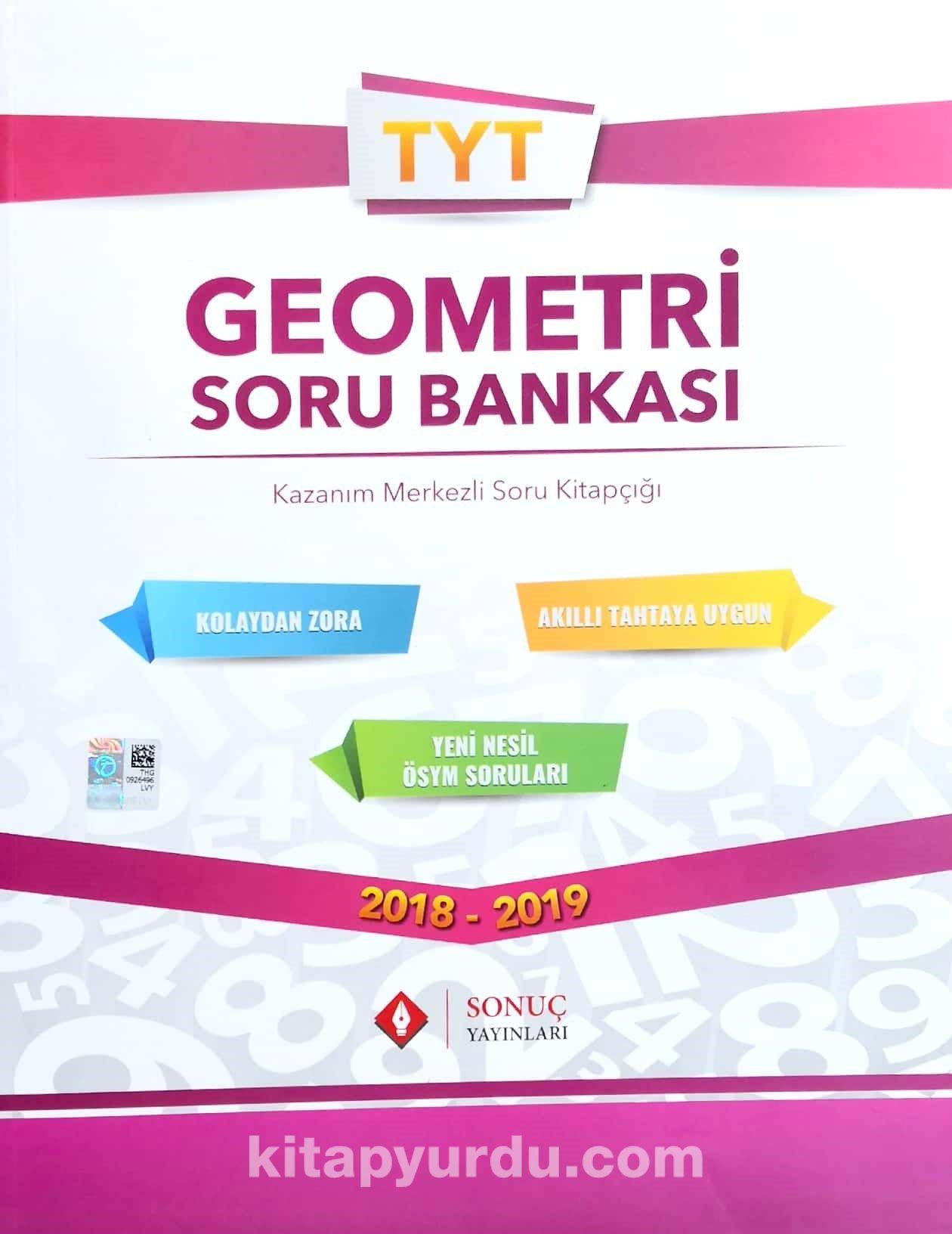 TYT Geometri Soru Bankası - Kollektif pdf epub