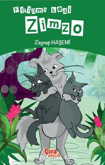 Fırlama Kedi Zimzo - Zeynep Haşemi Belgeli pdf epub