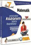 7. Sınıf Matematik Etkinlikli Kazanım Soru Bankası