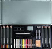 Eberhard-Faber Çizim Seti Artist Color 37 Parça