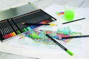 Eberhard-Faber Watercolour Pencil Artist Color 36