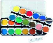 Eberhard-Faber Suluboya-Opak 24 Renk PlastikKutu