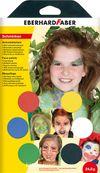 Eberhard-Faber Yüz Boyası 6 Renk Party