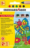 Eberhard-Faber Colour Pencils 6x Mini Kids Club