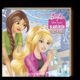 Barbie Bilim İnsanı Olabilirsin