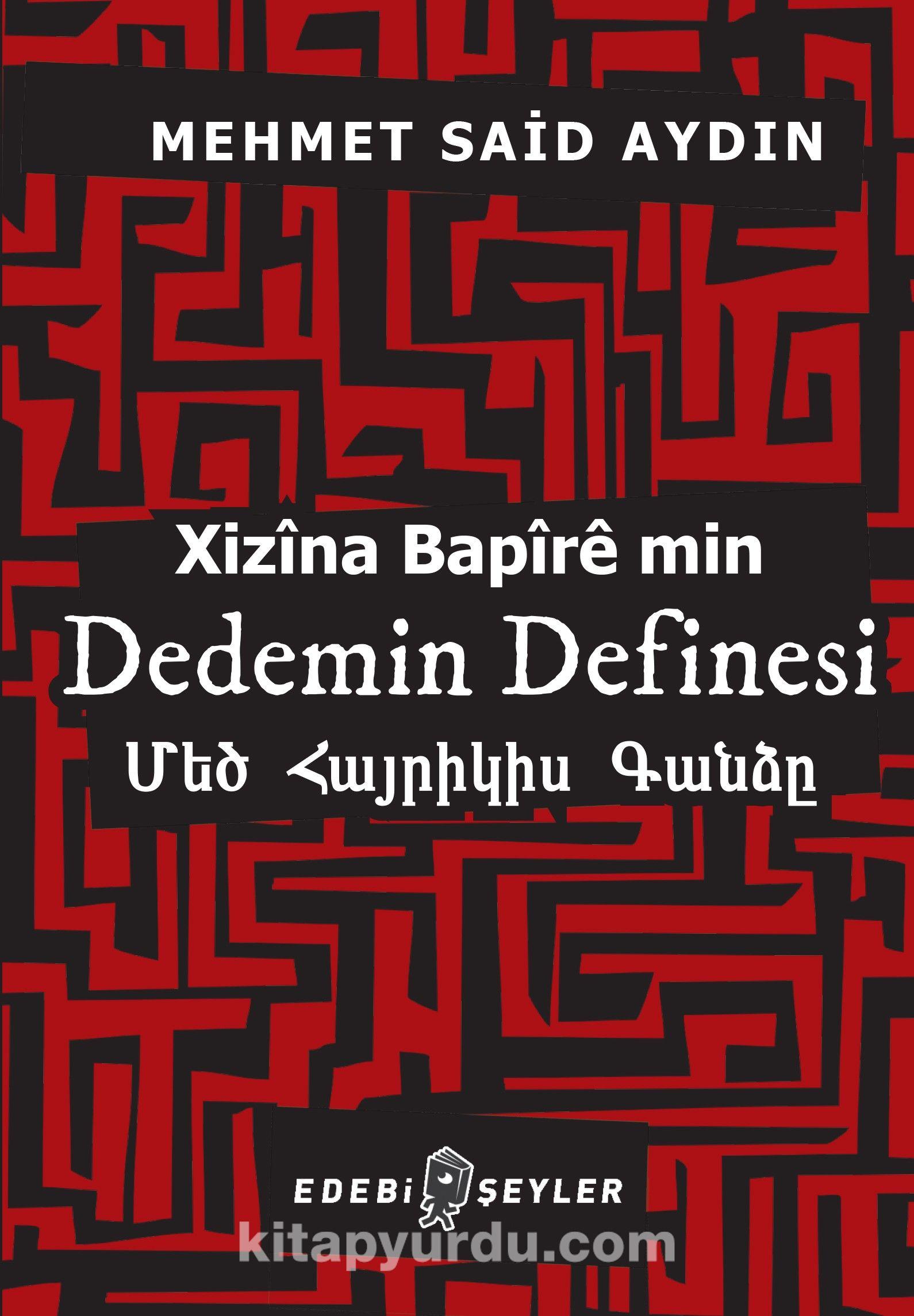 Dedemin Definesi - Mehmet Said Aydın pdf epub