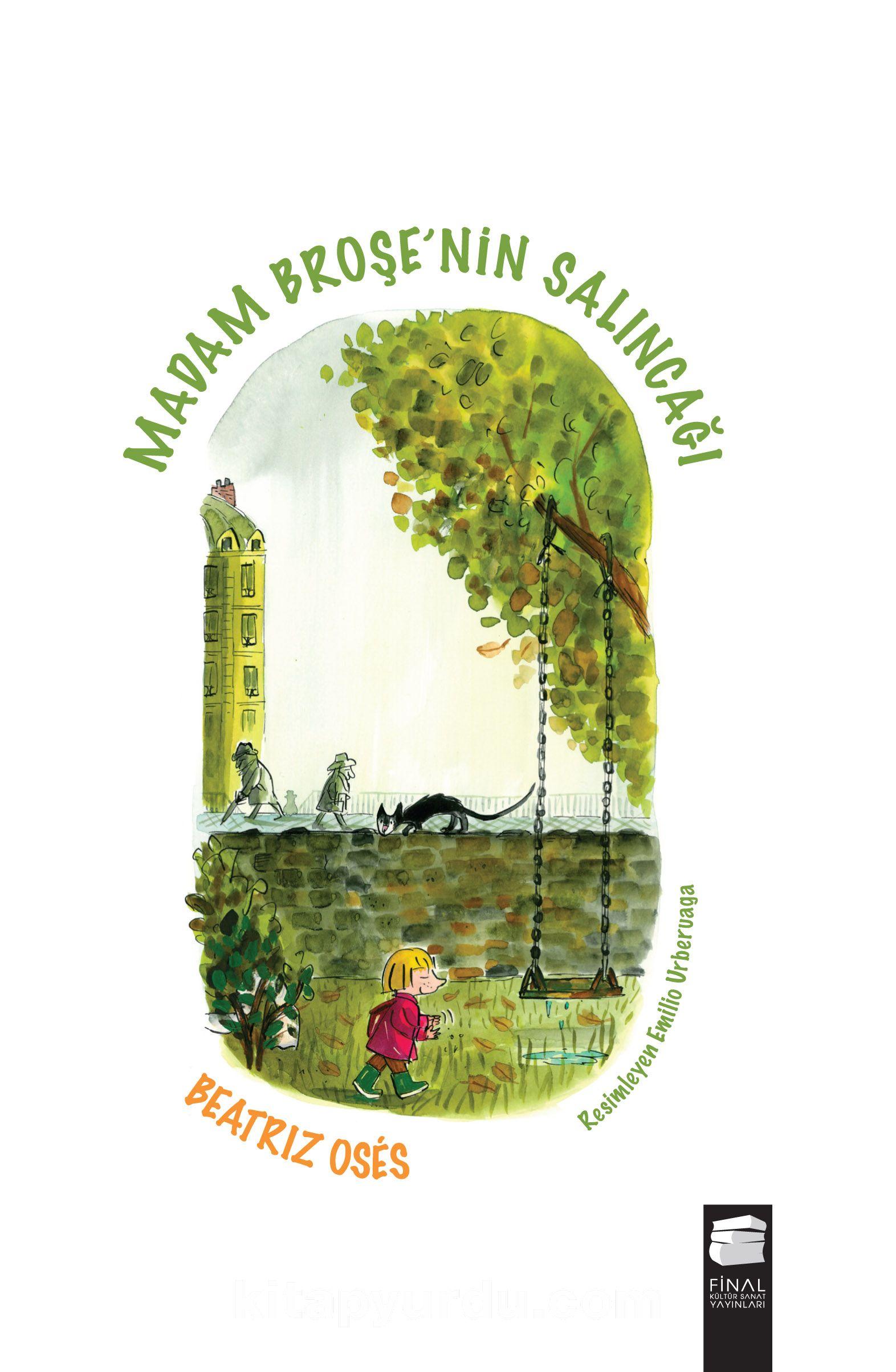 Madam Broşe'nin Salıncağı - Beatriz Oses pdf epub