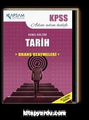 KPSS Genel Kültür Tarih Branş Denemeleri 20 Deneme
