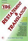 YDS Restatement Translation