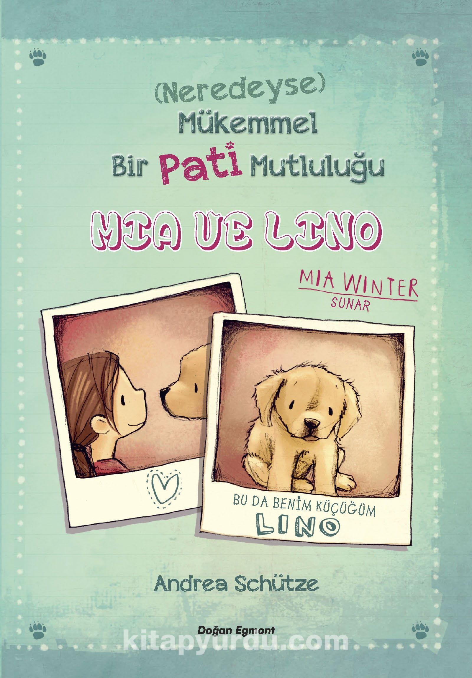 Mia ve Lino - Andrea Schütze pdf epub