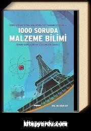 1000 Soruda Malzeme Bilimi & Soru-Cevap Konu Anlatımlı ve Tamamı Çözümlü