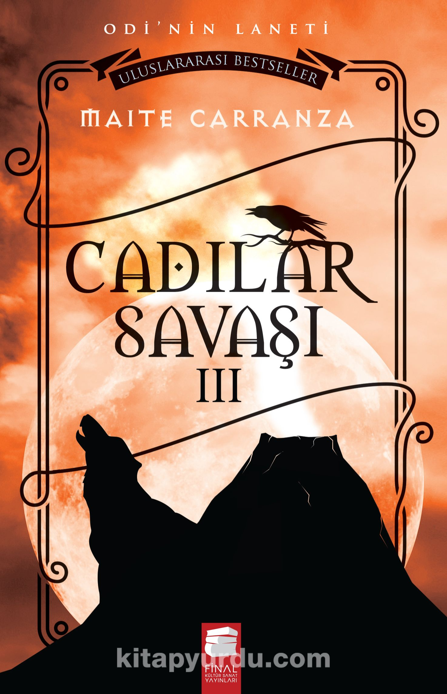 Cadılar Savaşı 3 / Odi'nin Laneti - Maite Carranza pdf epub